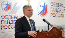 Сергей ШИШКАРЕВ - новый Президент ФГР!!!